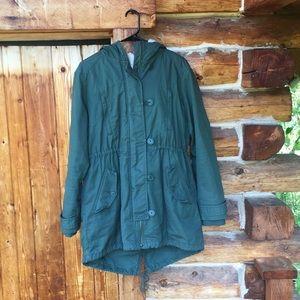Green GAP Jacket